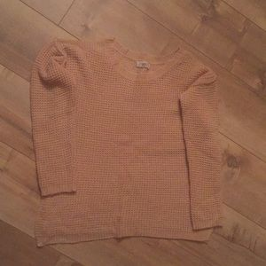 Tully's sweater Taylor and Sage collection